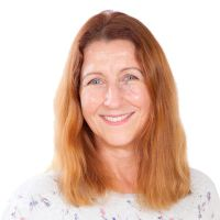 Fiona Caldecott at Strathclyde Business Show